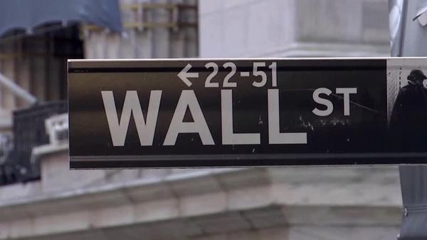 Wall Street ends dismal week with sharp gains