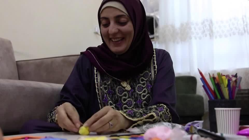 Meet Marwa, a single mother by choice in Iraq