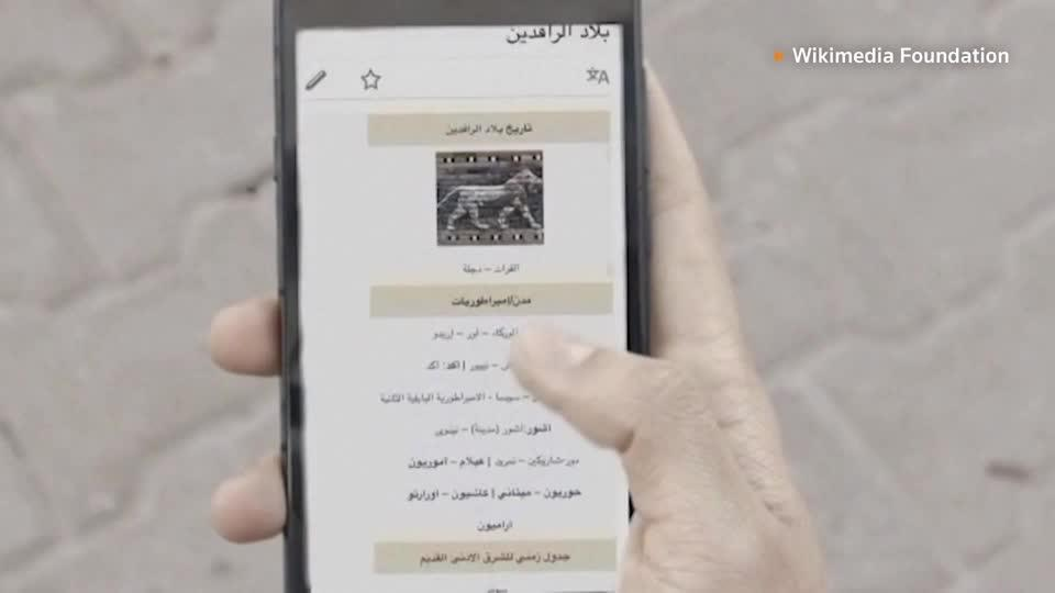 'For the love of our culture': Volunteers teem to Arabic Wikipedia