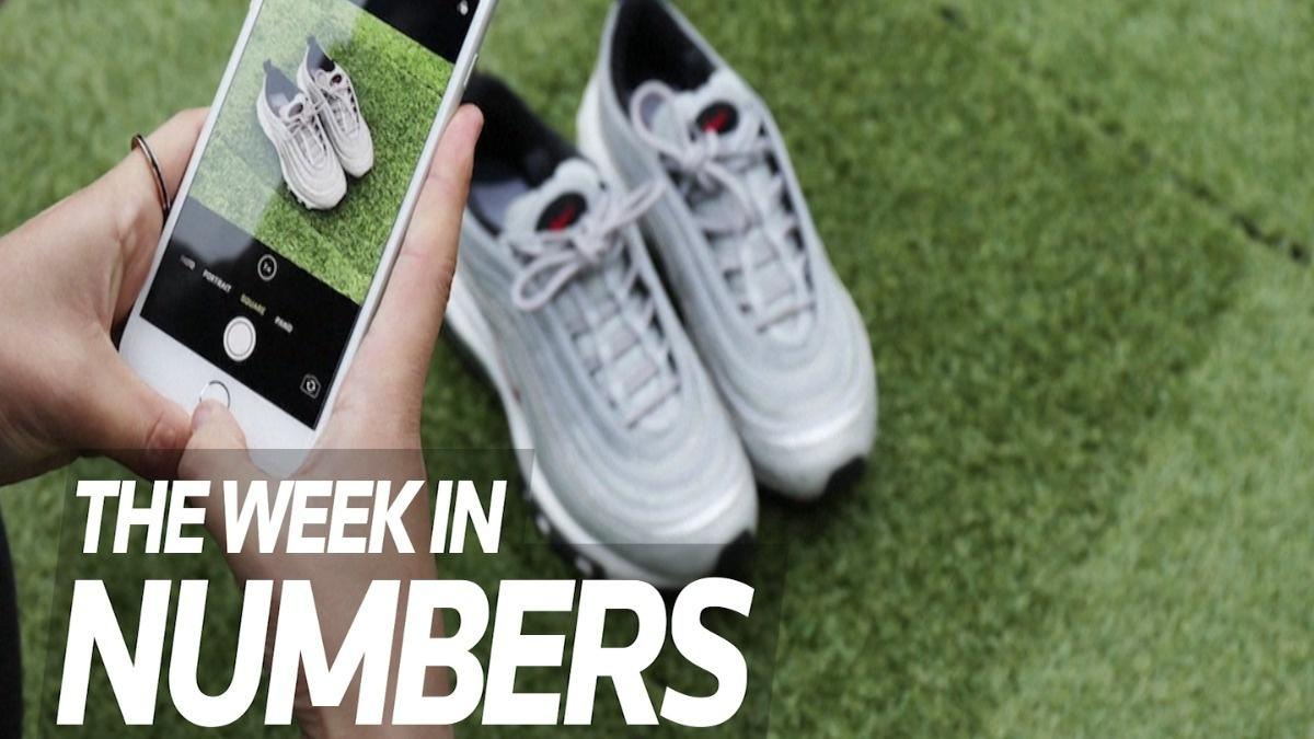 The Week in Numbers: meme stocks and old shoes