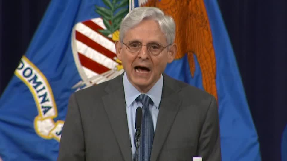 AG Garland vows to vigorously defend voting rights