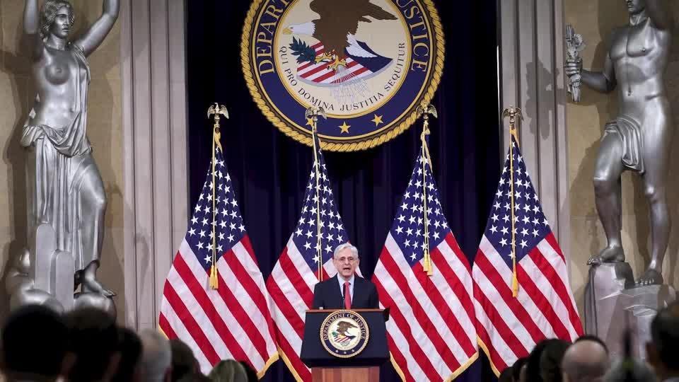 DOJ lays out plan to confront domestic terrorism