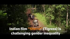 Bollywood star Vidya Balan takes on gender disparity