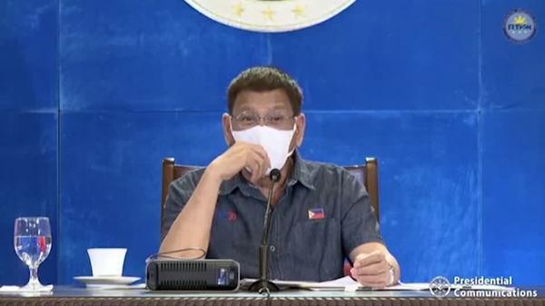 ワクチン拒否なら「不潔で悪臭放つ留置場に」投獄、フィリピン大統領が警告(字幕・22日)