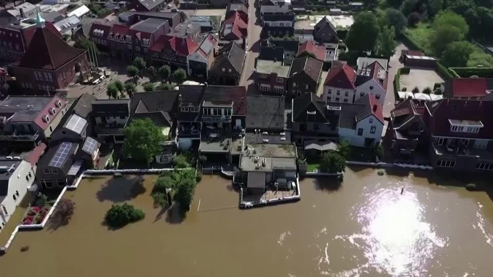 Death toll rises to at least 157 in Europe floods