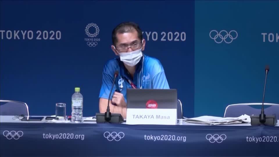 Athletes' village is safe, say Olympics organizers