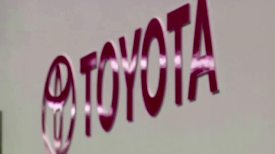 Toyota withdraws Olympics-related TV commercials
