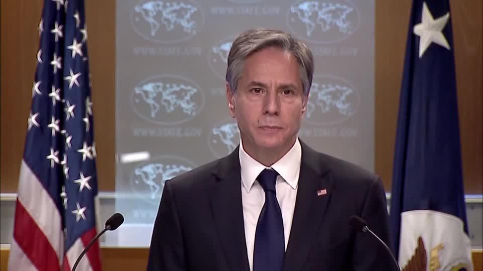 New U.S. Afghan refugee program faces 'challenges': Blinken