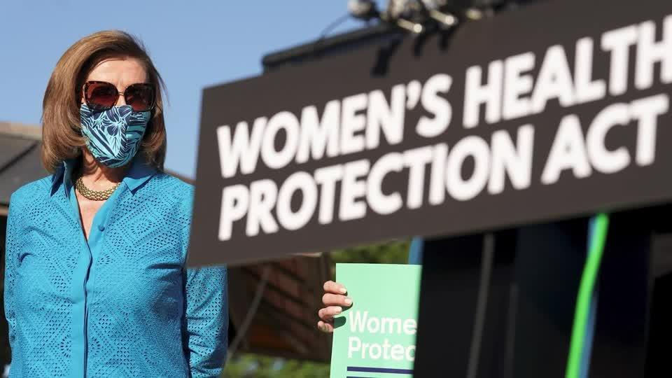 U.S. House passes abortion rights bill