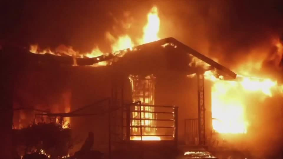 PG&E charged with manslaughter for California fire