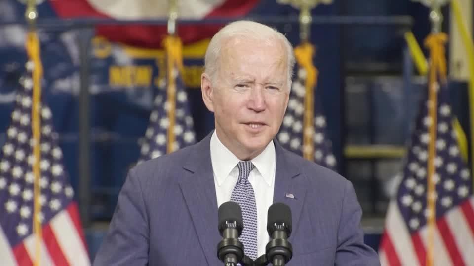 Biden hopes to reach spending deal this week