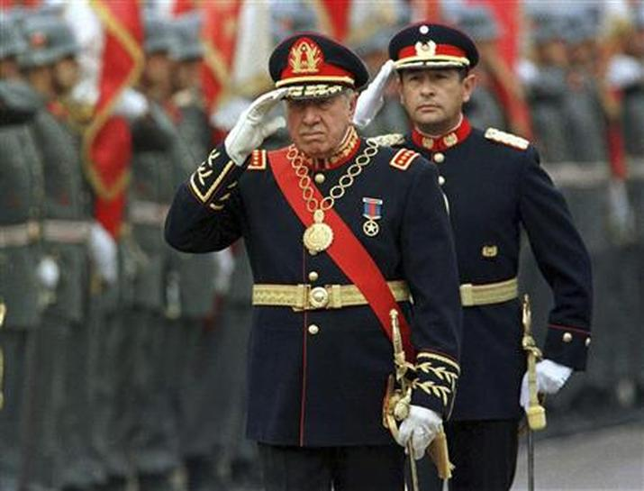 pinochet and the military rule in
