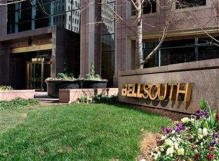 The corporate headquarters for BellSouth is pictured in Atlanta, Georgia on March 6, 2006. AT&T Inc. cleared the final U.S. regulatory hurdle for acquiring local telephone carrier BellSouth Corp., bolstering the company's position as the top U.S. telephone provider. REUTERS/Tami Chappell