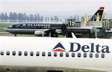 US Air says Morgan Stanley to help finance Delta bid - Reuters