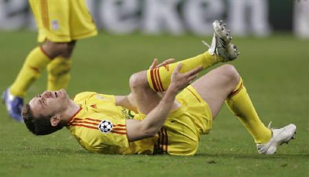「アキレス腱断裂 サッカー」の画像検索結果
