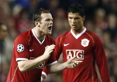 Rooney Points United S Way To Athens Reuters Com