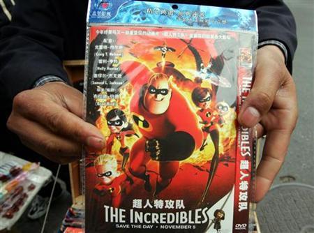 Six movie studios win China piracy case - Reuters