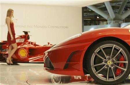Want to buy a fake Ferrari? In Sicily you can   Reuters