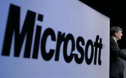 <p>Smartphone,da estate prossima servizi Windows Live su BlackBerry. REUTERS/Yuriko Nakao</p>