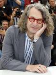 <p>Il regista tedesco Wim Wenders a Cannes. REUTERS/Eric Gaillard (FRANCE)</p>