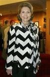 <p>Американская актриса и танцовщица Сид Чэрисс на съемках фильма в Беверли-Хиллз 17 сентября 2004 года. Американская актриса и танцовщица Сид Чэрисс, звезда лучших голливудских мюзиклов, выступавшая с Фредом Астером и Джином Келли, умерла во вторник в возрасте 86 лет. (REUTERS/Jeff Mitchell)</p>