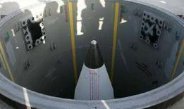 <p>Шахта для ракет дальнего радиуса действия на базе ВВС Ванденберг в Калифорнии, 17 июля 2007 года. США и Чехия должны во вторник подписать соглашение о размещении на чешской территории радиолокационной системы в рамках программы США по созданию своей системы противоракетной обороны в Европе. (REUTERS/Kacper Pempel)</p>