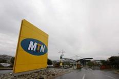 <p>L'opérateur de télécommunications sud-africain MTN Group prolonge jusqu'au 21 juillet de ses discussions exclusives avec l'indien Reliance Communications. /Photo prise le 27 mai 2008/REUTERS/Mike Hutchings</p>