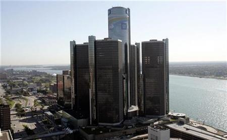 Gm looking to refinance detroit headquarters reuters for General motors pension plan
