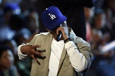 <p>File photo of Rapper T.I. performing at the 4th Annual VH1 Hip Hop Honors event in New York, in this October 4, 2007 file photo. REUTERS/Max Morse/Files</p>