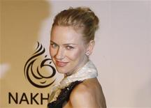 <p>Naomi Watts arrives at a party to introduce The Trump International Hotel & Tower Dubai in New York June 23, 2008. REUTERS/Lucas Jackson</p>