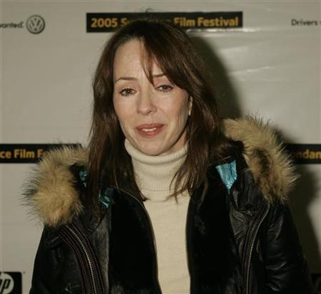 File photo shows Mackenzie Phillips at the 2005 Sundance Film Festival in Park City, Utah January 23, 2005. REUTERS/Fred Prouser