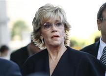 <p>Jane Fonda. REUTERS/Mario Anzuoni</p>