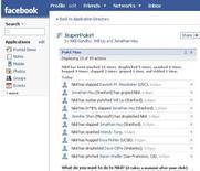 <p>Undated screenshot from Facebook.com. REUTERS/Facebook</p>
