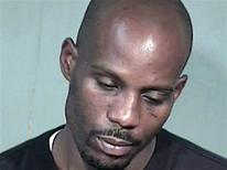 """<p>Rapper Earl """"DMX"""" Simmons is shown in this Maricopa County Sheriff's Department booking photograph taken on July 2, 2008. REUTERS/Maricopa County Sheriff Department/Handout</p>"""