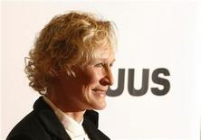 """<p>Actress Glenn Close arrives to attend opening night of the play """"Equus"""" at the Broadhurst Theater in New York September 25, 2008. REUTERS/Lucas Jackson</p>"""