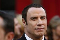<p>L'attore John Travolta agli Academy Awards a Hollywood nel febbraio 2008. REUTERS/Lucas Jackson</p>