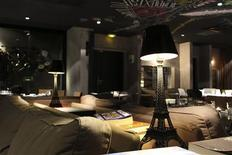 <p>A view of the Mama Shelter, a budget-priced designer hotel, in Paris January 8, 2009. REUTERS/Benoit Tessier</p>