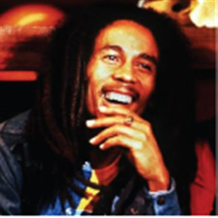 Bob Marley in an undated photo. REUTERS/File