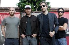 <p>A banda coldplay REUTERS/Enrique Marcarian (ARGENTINA) (Newscom TagID: rtrphotos2906076) [Photo via Newscom]</p>