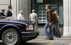 <p>Una Rolls Royce. REUTERS/Arnd Wiegmann</p>