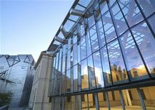 <p>Picture shows a general view of the Glass Courtyard at the Jewish Museum in Berlin, in this file photo from September 20, 2007. REUTERS/Juedisches Museum Berlin/Jens Ziehe</p>