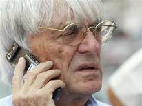 <p>Empresário da Fórmula 1 Bernie Ecclestone no circuito do GP de Cingapura. 25/09/2009. REUTERS/Tim Wimborne</p>