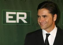 "<p>John Stamos arrives at the series finale party for the drama ""ER"" in Hollywood, California March 28, 2009. REUTERS/Fred Prouser</p>"