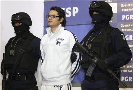 Mexico catches senior drug baron from Juarez cartel - Reuters