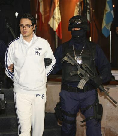 Savvy young heirs give Mexico drug cartels new face - Reuters