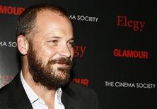 """<p>Actor Peter Sarsgaard poses before the screening of the film """"Elegy"""" in New York August 5, 2008. REUTERS/Shannon Stapleton</p>"""