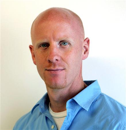 OpenX CEO Tim Cadogan in an undated photo. REUTERS/Handout