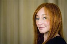 "<p>Musician Tori Amos poses for a portrait while promoting her new album ""Abnormally Attracted To Sin"" in New York March 26, 2009. REUTERS/Lucas Jackson</p>"