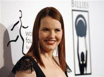<p>Actress Geena Davis smiles at The Billies charity gala in Beverly Hills in this file photo from April 11, 2007. REUTERS/Mario Anzuoni</p>