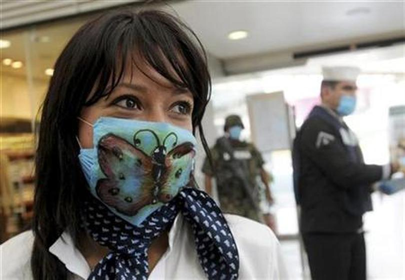 Says Swine 149 Seen Deaths Flu To com Linked Mexico Reuters
